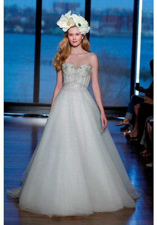 Ines Di Santo Christel Wedding Dress photo