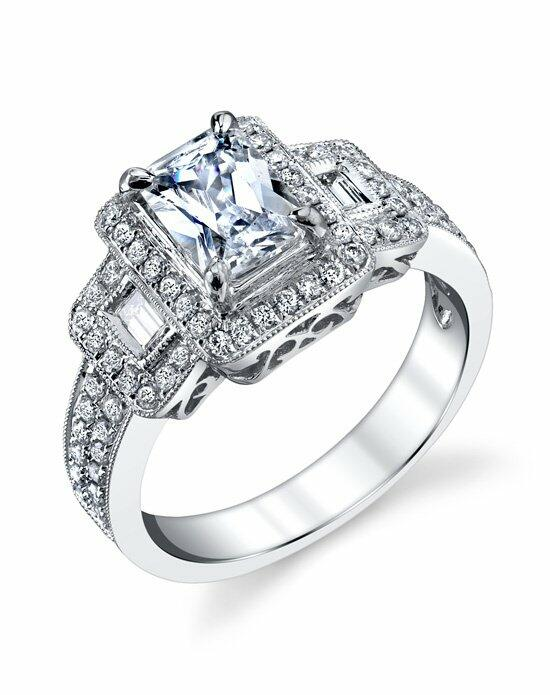 Parade Design Style R0628 from the Hera Collection Engagement Ring photo