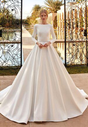 Demetrios 1127 A-Line Wedding Dress
