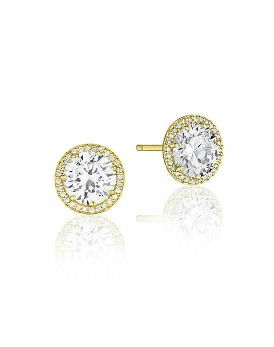 Tacori Fine Jewelry FE 670 6 Y Wedding Earrings photo