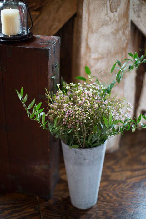 Rustic DIY Flower Arrangements