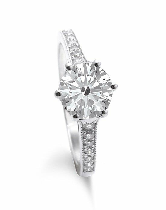 Timeless Designs R1943 Engagement Ring photo