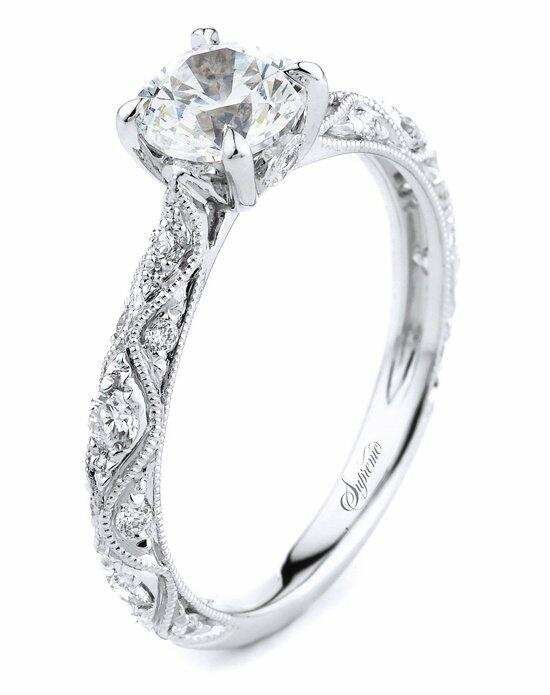 Supreme Jewelry SJ1686 Engagement Ring photo