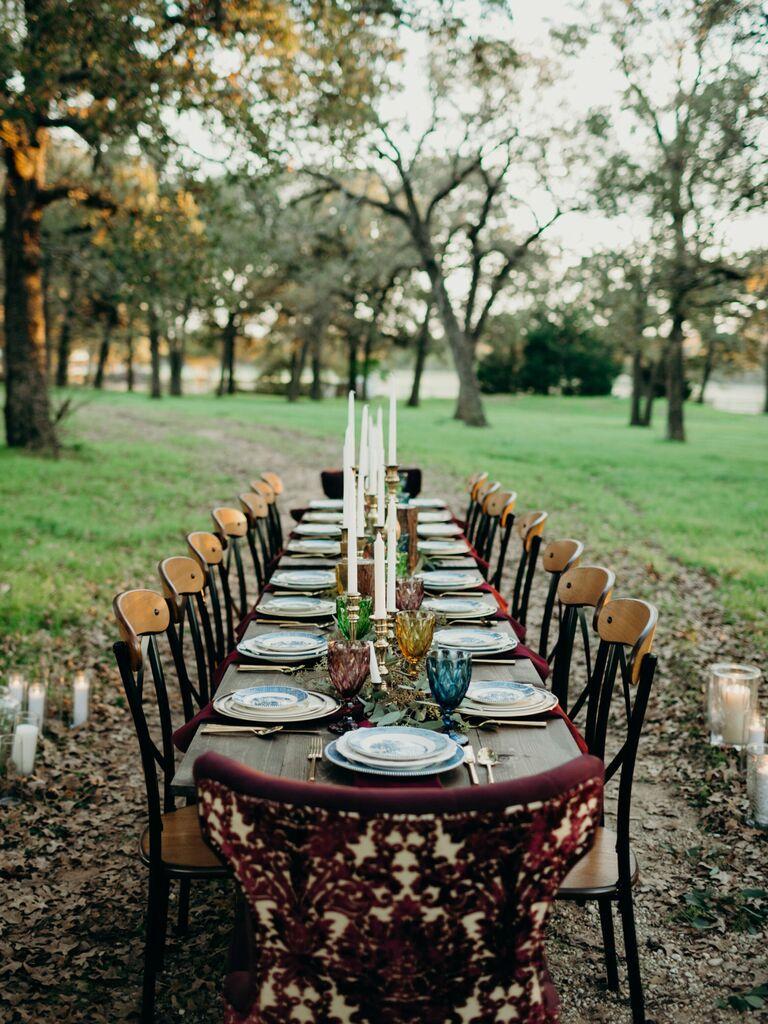 North Texas wedding venue in Aubrey, Texas.