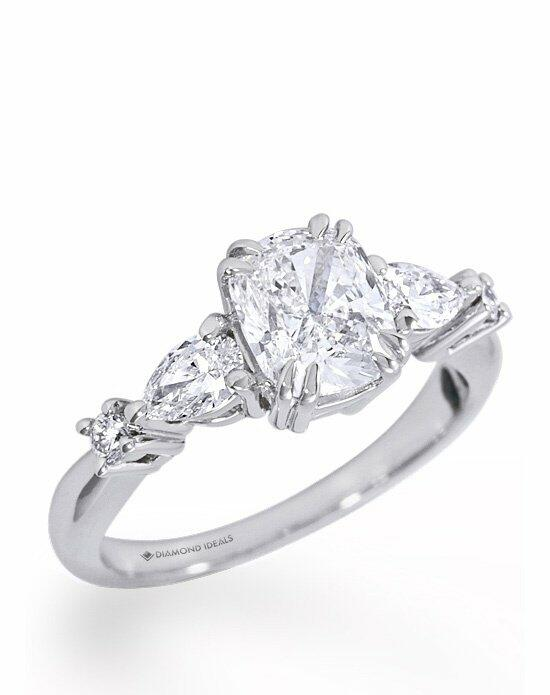 Diamond Ideals CUSTQ0120 Engagement Ring photo