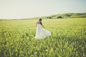 Romantic Wedding Gown