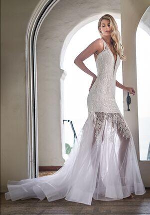 Jasmine Bridal F211060 Mermaid Wedding Dress