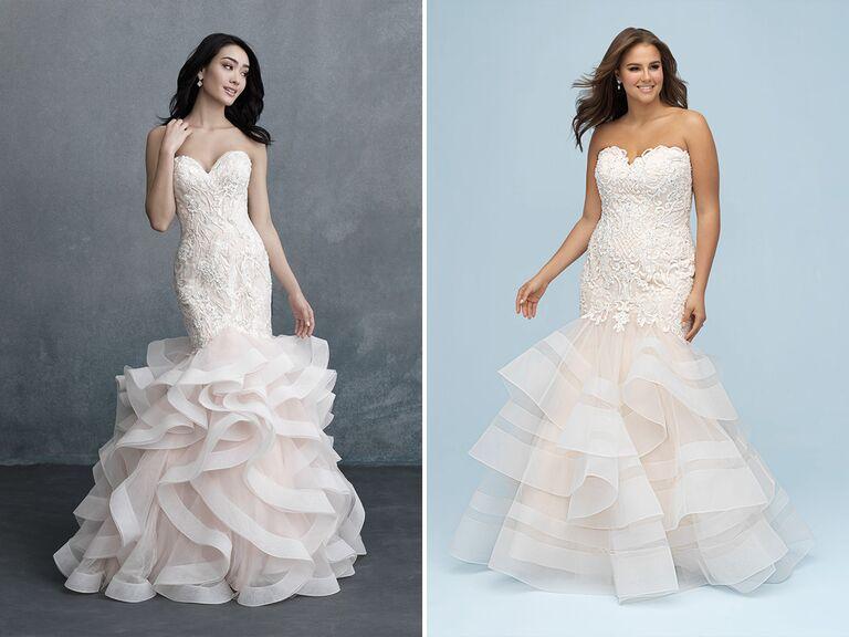 Allure Couture style: C593; Allure Women style: W444