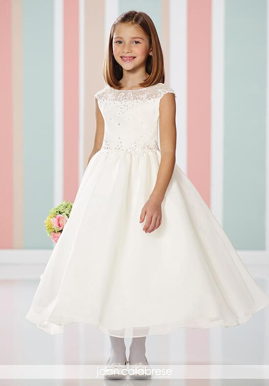 Joan Calabrese by Mon Cheri 216314 Flower Girl Dress photo