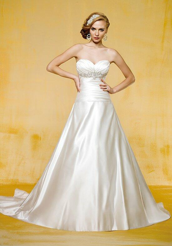 Jasmine Couture T162006 Wedding Dress photo