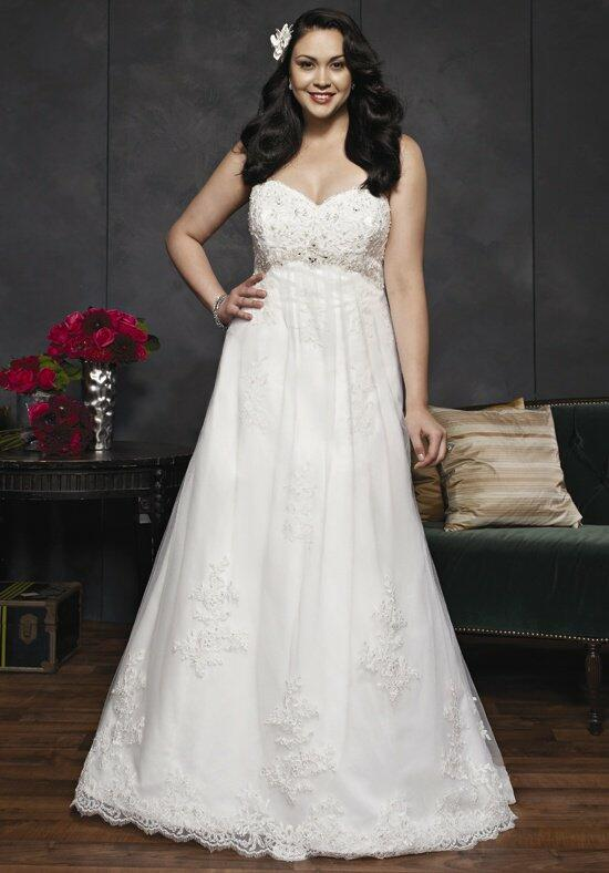 Kenneth Winston: Femme 3369 Wedding Dress photo
