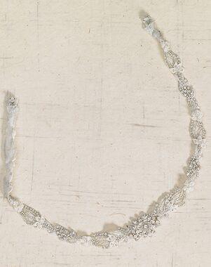 To Have & To Borrow Fiorella Silver Sashes + Belt