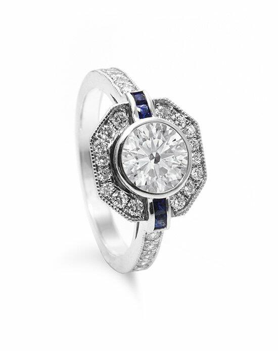 Timeless Designs R1924-S Engagement Ring photo