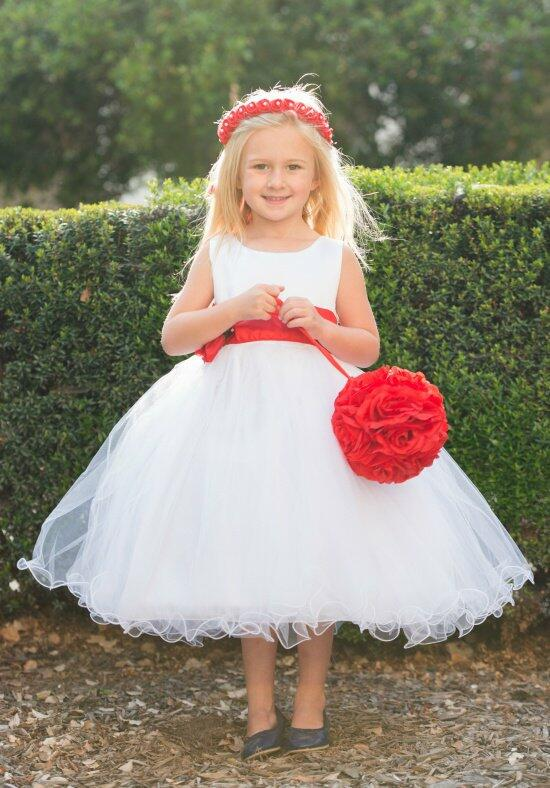 Wallao 3228 Flower Girl Dress photo