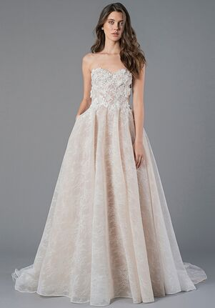 Jenny Yoo Collection Etienne Ball Gown Wedding Dress