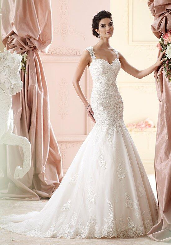 David Tutera for Mon Cheri 215261 - Maggie Wedding Dress photo
