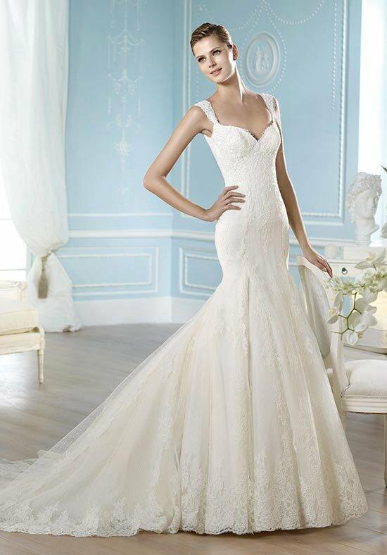 ST. PATRICK Fashion Collection - Cobalto Wedding Dress photo