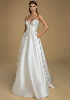 LOVE by Pnina Tornai for Kleinfeld 14845 Wedding Dress