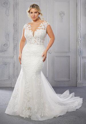 Morilee by Madeline Gardner/Julietta Coco Mermaid Wedding Dress