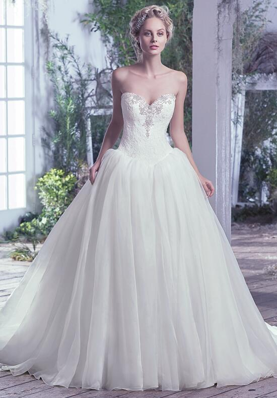 Maggie Sottero Ginny Wedding Dress photo