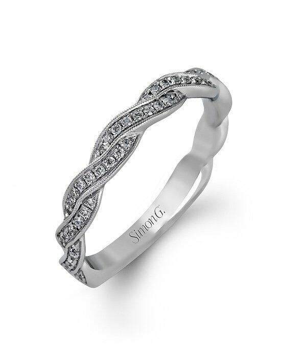 Simon G. Jewelry MR1498-B Wedding Ring photo