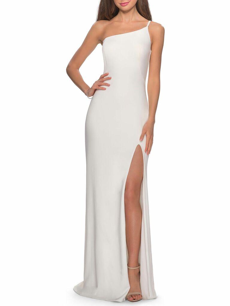 Nordstrom reception dress