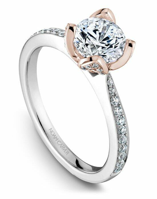 Noam Carver B019-01WRS-100A Engagement Ring photo