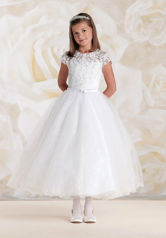 Joan Calabrese by Mon Cheri 115317 Flower Girl Dress photo