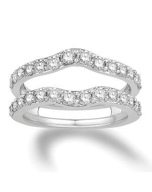 Now & Forever 960362705 White Gold Wedding Ring