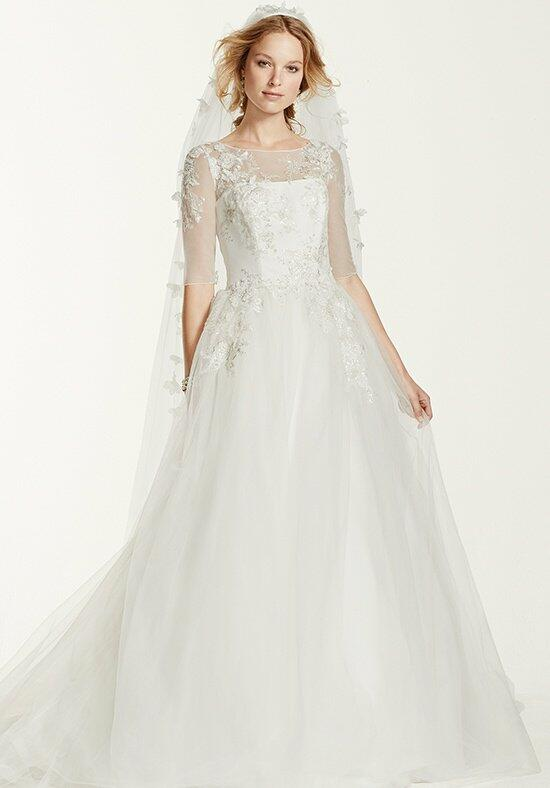 David's Bridal Jewel Style MK3723 Wedding Dress photo