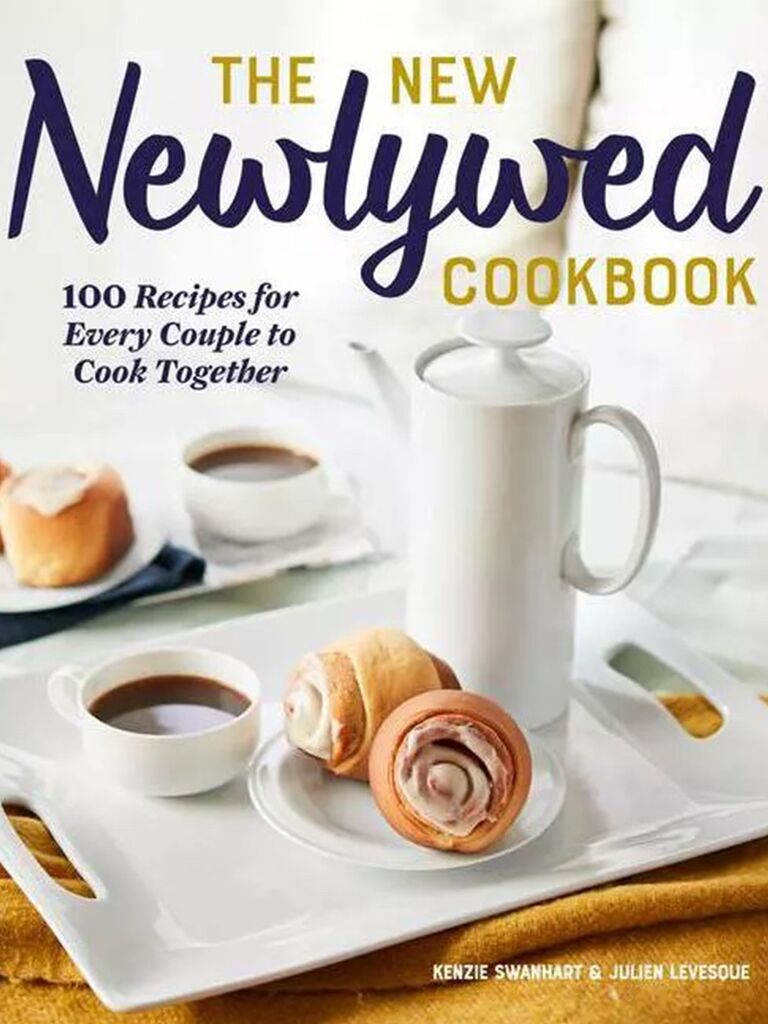 The New Newlywed Cookbook cover