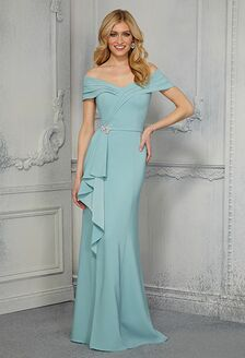 beaded mother of the bride dress
