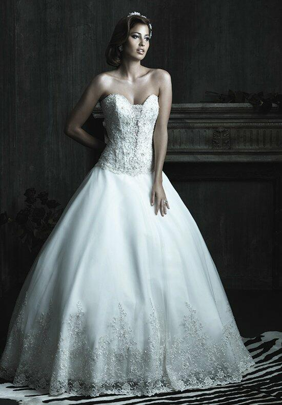 Allure Couture C206 Wedding Dress photo